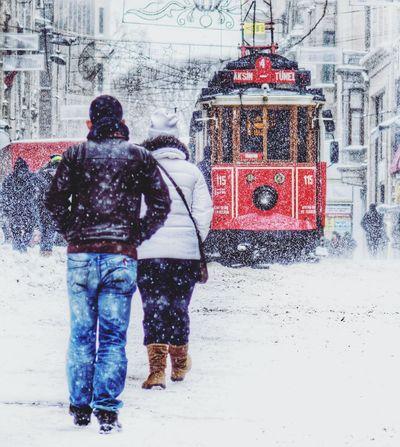 Showcase: January Istanbul January