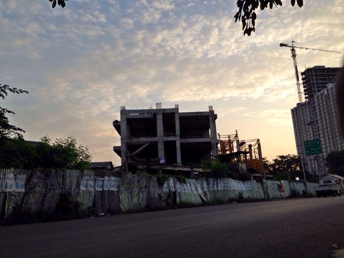Sore jakarta Taking Photos Jakarta Street Photography