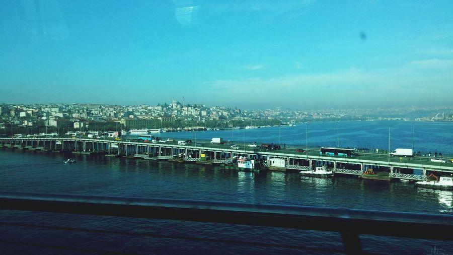 Unkapnı köprüsü Istanbul Istanbul #turkiye