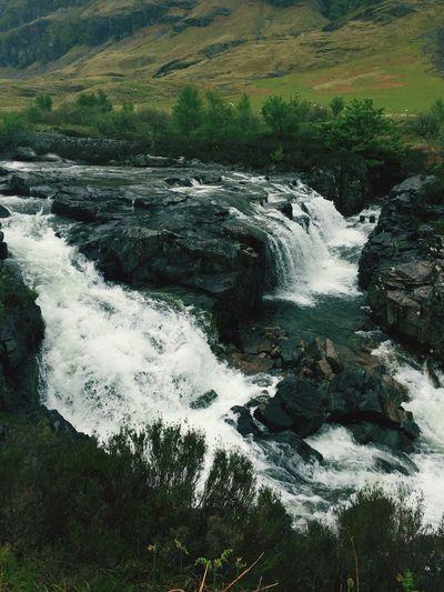 River Glencoe