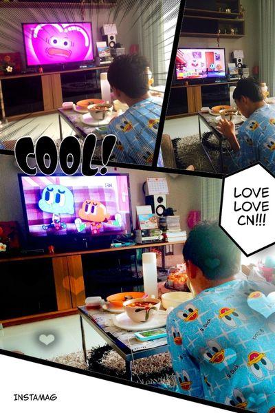 ยังไงก็รัก!!????✌️ Cn Cartoon Network The Amazing World Of Gumball
