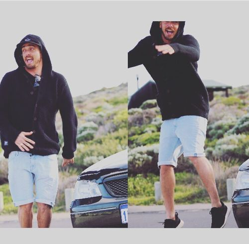 When the surf check is good the excited dance back to car is on 😝🌊🌊 That's Me Hanging Out Enjoying Life Hi! Taking Photos Lifes A Beach Escaping Surf