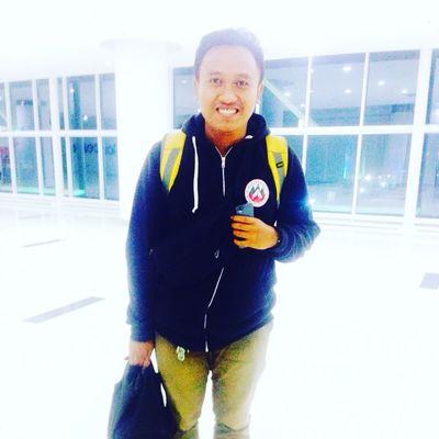 touchdown Balikpapan Sepinggan Airport