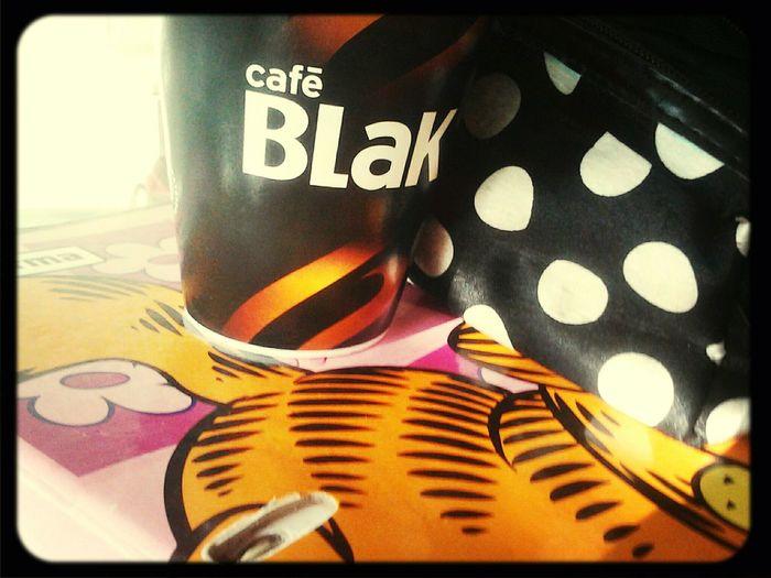 Nada como un buen cafe para despertar!...