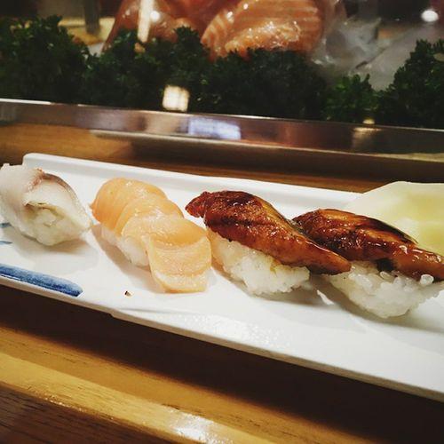 Mabataki Unagi Foodporn Sushi japanesefood VSCOcamAndroid @vsco @oneplus onepluslife