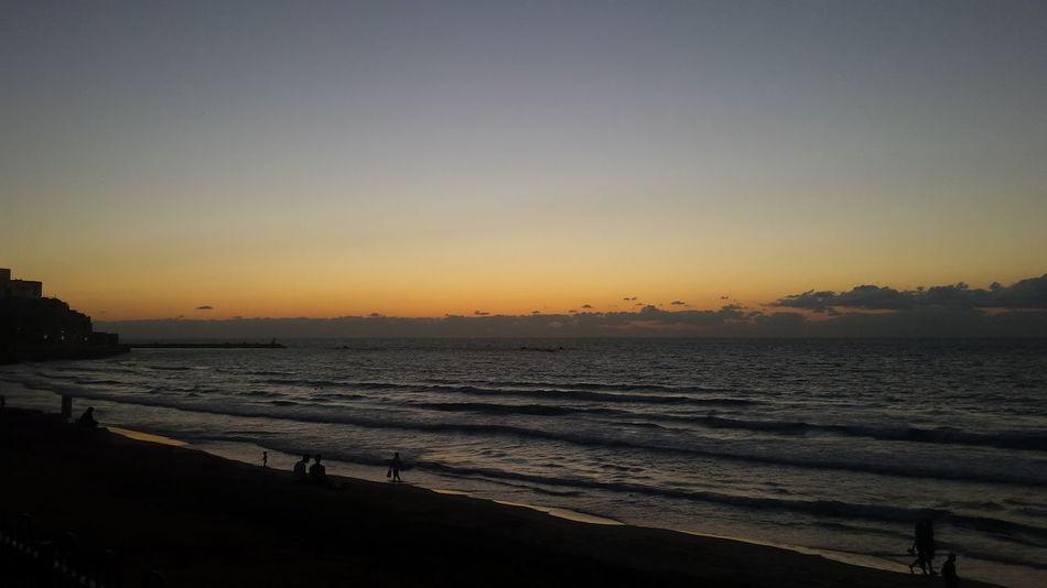 Beach Sky Tranquility Water Sea Horizon Over Water Nature Travel Destinations Idyllic Vacations Sun