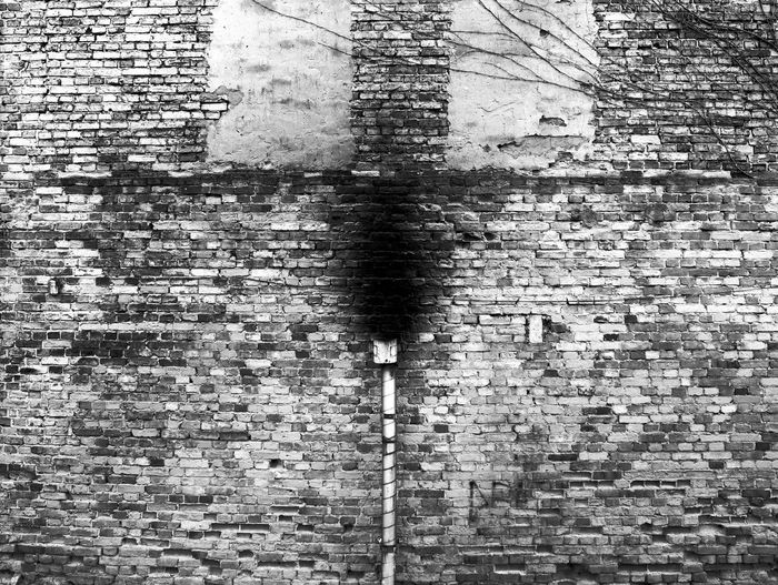 .. black holes in our environment Black & White Black Hole Chimney Architecture Brick Brick Wall Built Structure Singularity Smoke Pipe Textured  Wall Adventures In The City EyeEmNewHere