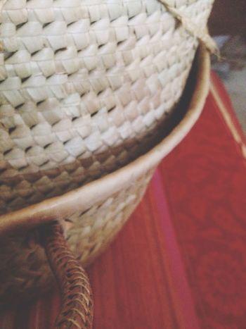 Close-up Indoors  Basket Weave
