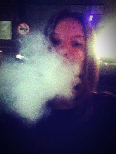 Chilling Hookah Smoke ThatsMe