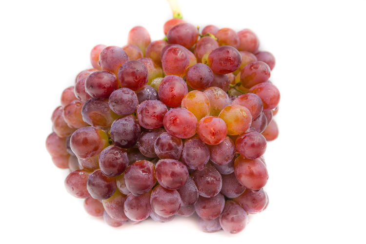 Grape is very delicious ^_^ Family Abundance Bunch Close-up Cut Out Food Food And Drink Freshness Fruit Grape Grapefruit Grapes Healthy Eating Indoors  Large Group Of Objects No People Red Red Grape Red Grapefruit Red Grapes Ripe Still Life Studio Shot Wellbeing White Background