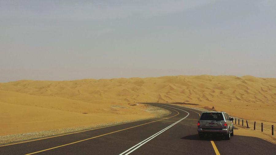 Nissan Desert Pathfinder Cars Dunes Abudhabi UAE First Eyeem Photo