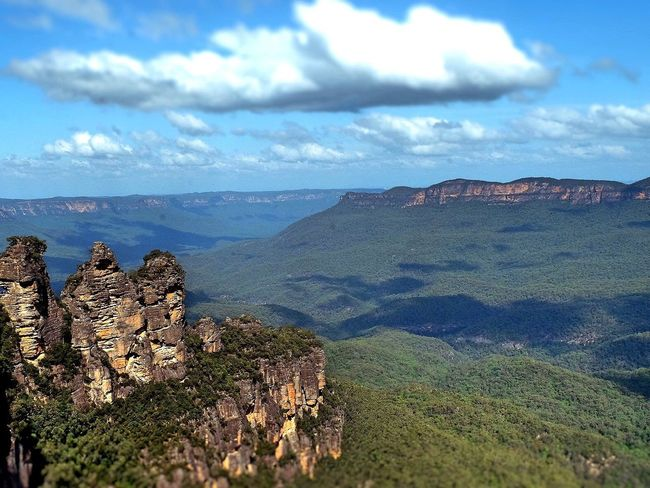 Australia Bluemountains Photooftheday Katoomba