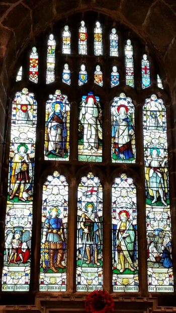 Yorkshire Skipton Holy Trinity Church Stained Glass Window Stained Glass Stainedglasswindow Church Glass Art Stained