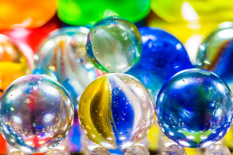 Canicas Celebration Childhood Close-up Green Color Indoors  Marbles Marbles, Color Multi Colored No People
