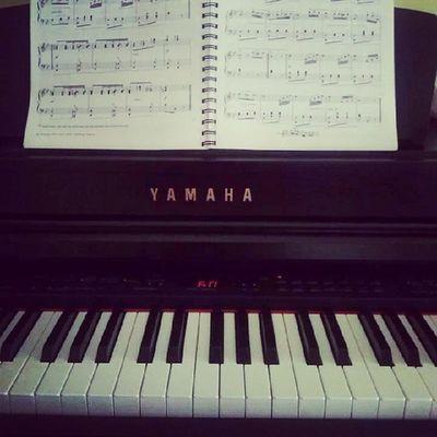 El mejor regalo que mis papás me hayan dado Piano Yamaha Clavinova