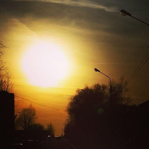 Sunset Podolsk