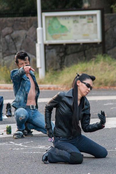 Rock'n'Roll Oldies Streetphotography Yoyogi Park Tokyo Japan EyeEm EyeEm Best Shots The middle-aged couples Roc'n'Roll dancing !! Great !!