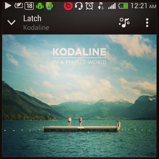 Now i've got you in my space, i wont let go of you. You got me shackled in my embrace, i'm latching onto you...FuckManlyTearsOnThisSong Pampatulog Kodaline