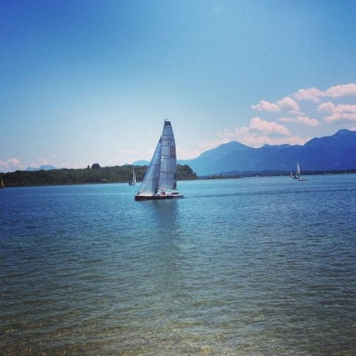 Favourite place Sommer2014 Juni Twinklinstar Chiemsee prien oberbayern
