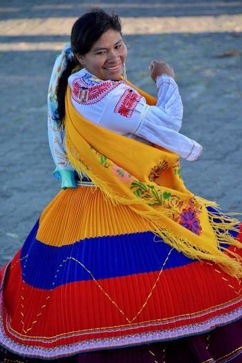 Ecuador♥ Quito Cultures Ecuador Lifestyles Real People Traditional Clothing Traditional Dances