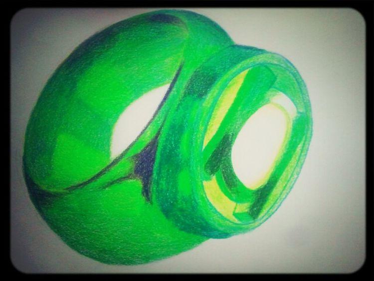 Green Lantern  Draw My Draw Art