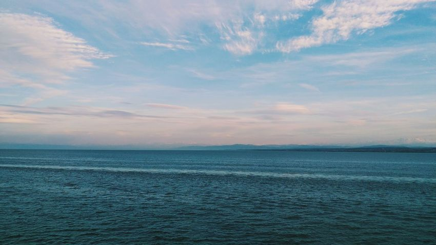 Sea Sky Cloud - Sky Water Beach Outdoors Sunset Scenics Horizon Over Water Nature Blue Tranquility Landscape No People Beauty In Nature Day Summer Backgrounds Travel Destinations Pastel Colored Lake Constance The Secret Spaces The Great Outdoors - 2017 EyeEm Awards Your Ticket To Europe