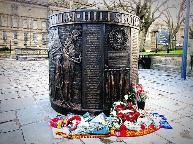 Hillsborough JFT96 Liverpool Justice Memorial