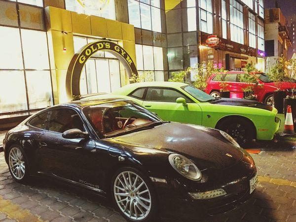 Car Transportation Collector's Car Porsche Motorsport Hellcat Dodge Srt Carrera911 911carrera Carrera4s