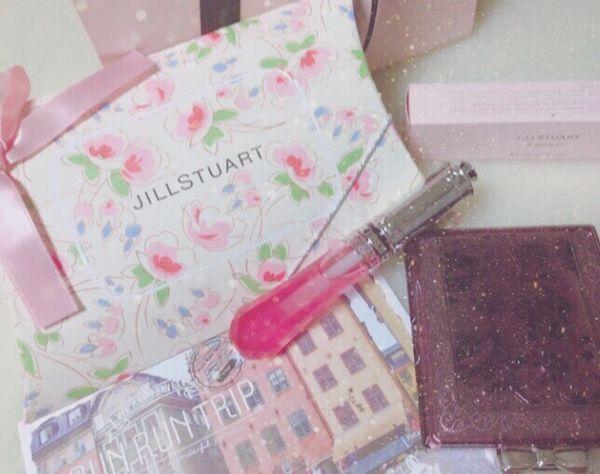 誕生日プレゼント💅🎁💗 Jillstuart