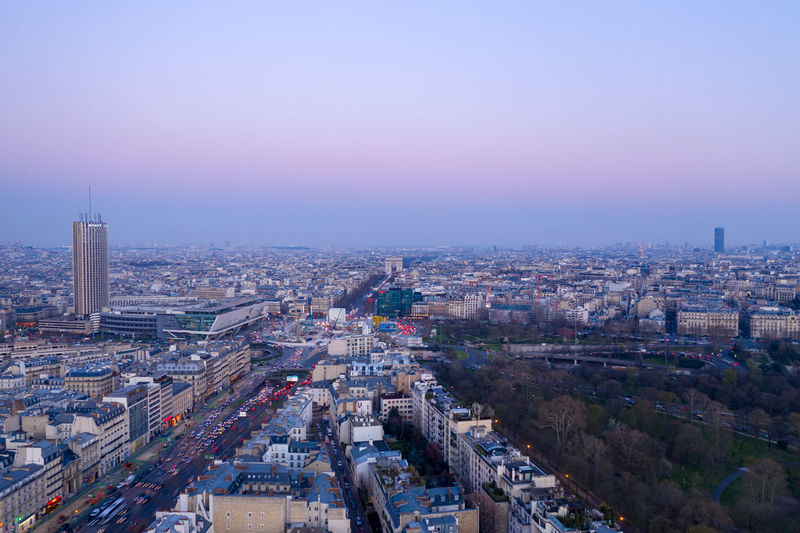 Arc de Triomphe in Paris Building Exterior Architecture City Cityscape Built Structure Building High Angle View Sky Office Building Exterior Travel Destinations Aerial View Skyscraper Urban Skyline Landscape City Life Tower Modern No People Nature Dusk Outdoors Financial District  Drone  Dji