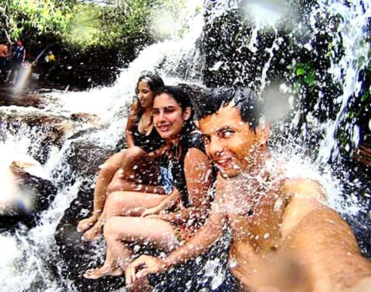Cachoeira Amizade