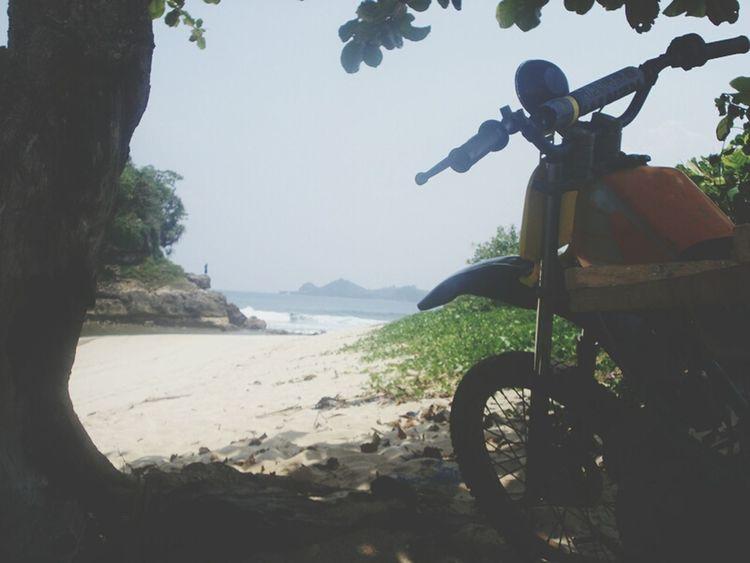 welcome summer welcome para..para...paradise Beach Eastjava