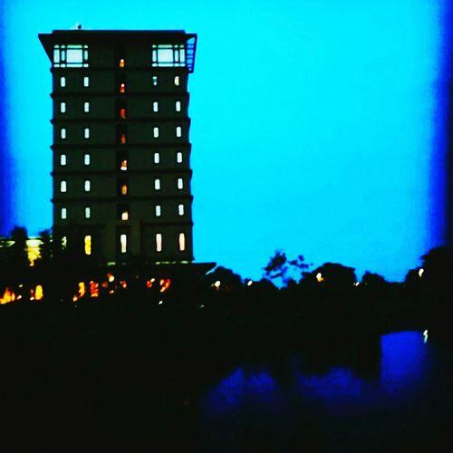 Cities At Night By The Lake Piñas  EyeEm Filipino Wanderlust Nuvaliph