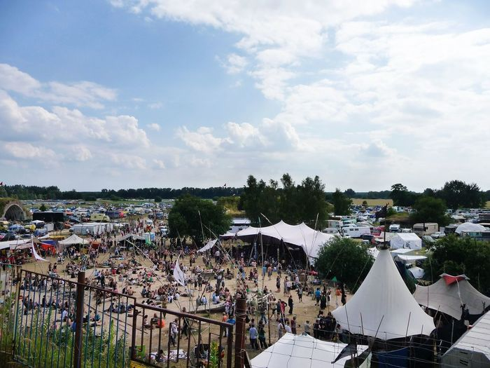 GERMANY🇩🇪DEUTSCHERLAND@ 2008 June Fusion Fusion Festival Music Camping People Relaxing Enjoying Life