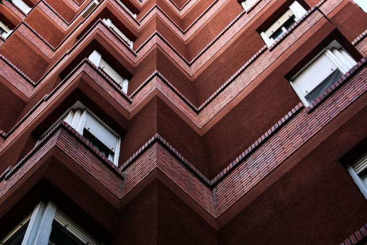 Buildings in barcelona has some really unique features