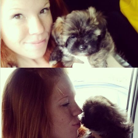 Mypup Snickers Lovesme Kisses nomakeup
