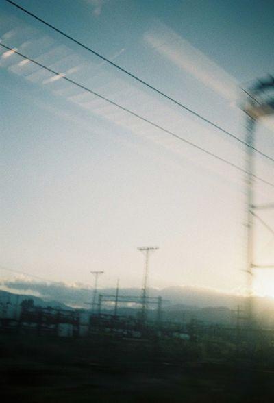Eyemphotography 35mm Film Film Camera OlympusPenEE3 Sky