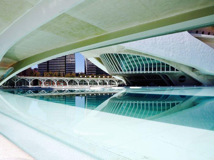 Calatrava Arch