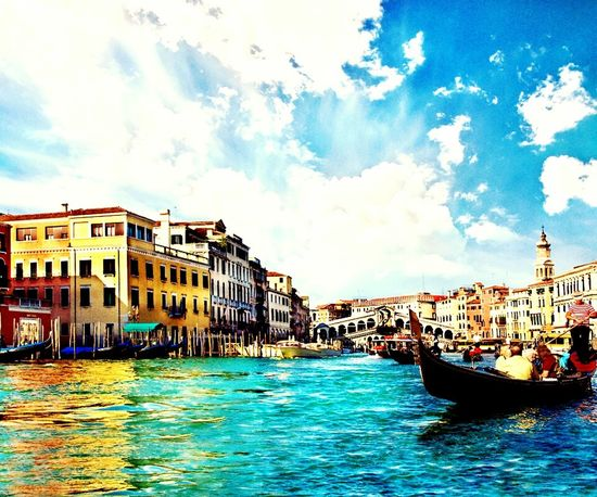 Go With The Flow First Eyeem Photo Cityscapes Imagination Italy Vacation Time