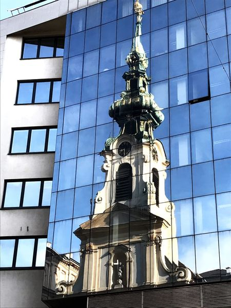 Architecture No People Clock Mirror First Eyeem Photo