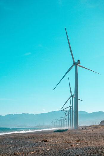 Windmills Wind