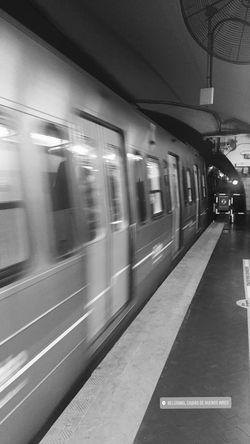 Subte D 8:30 am First Eyeem Photo Subte Subway Belgrano