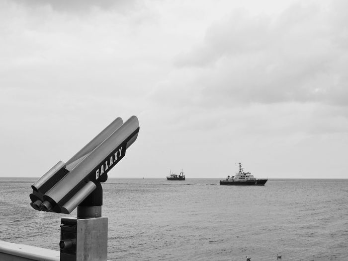 Point of view... Minimalism Maritime Ships Sea Seascape Sea View Northsea Elbe