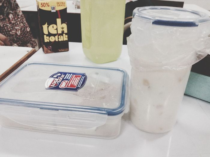 thanks for bring cream soup for lunch! Class Food Lunch Lunch Time!