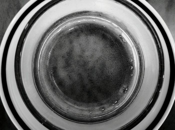 Day 254 - Circles Berlin Blackandwhite Coffee 365florianmski 365project Day254