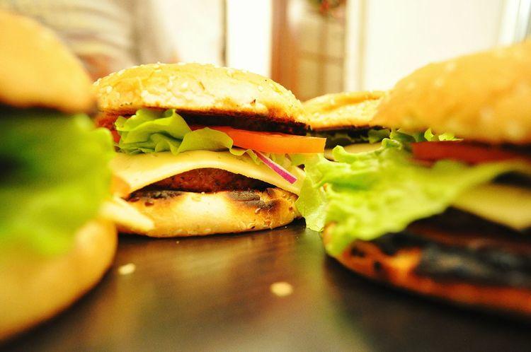 First Eyeem Photo Humburger Yummy Fastfood Home Russia EyeEm