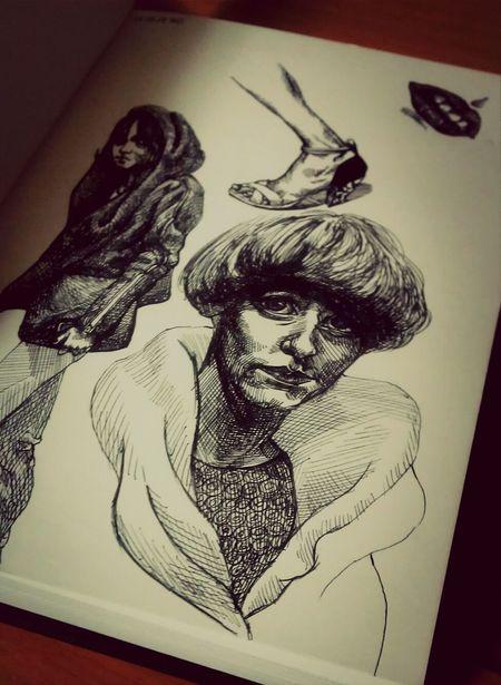 2014. 3.19 Pen Drawing Drawing