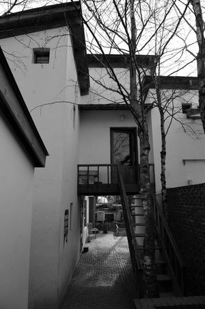 Architecture Coffee House House Korea Steps Terarosa Coffee