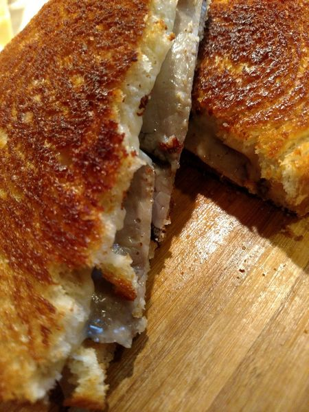 Grilled Cheese For Grownups Gourmet Grilled Cheese Food Porn Food Photography Simple Photography From My Point Of View Yummy Hungry Girl Comfort Foods