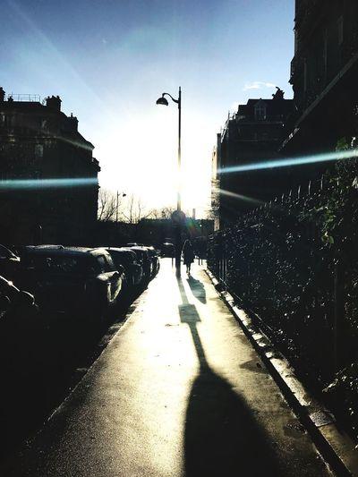 #paris #exposure #aftertherain #harispe Architecture Building Exterior Built Structure Shadow